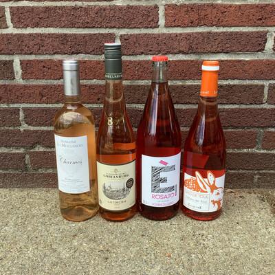 Rosé Wine $15-20, Staff Pick