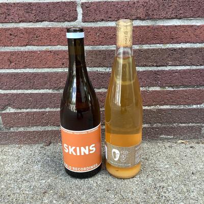 Orange Wine $20-25, Staff Pick