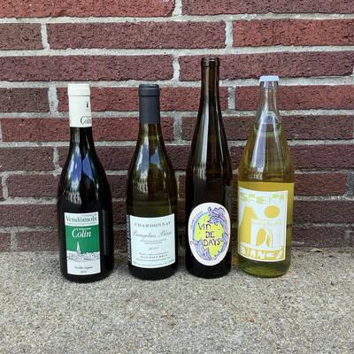 White Wine $20-25, Staff Pick