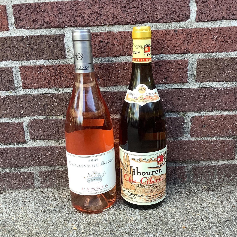 Rosé Wine $30-40, Staff Pick
