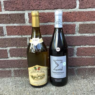 White Wine $25-30, Staff Pick