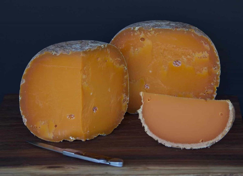 Mimolette - 1/2 Pound