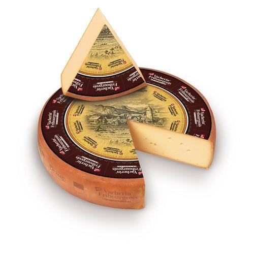 Vacherin Fribourgeois Alpage - 1/2 Pound