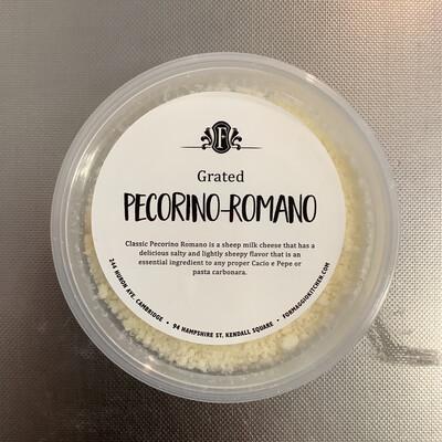 Pecorino Romano - Grated - 1/2 Pound