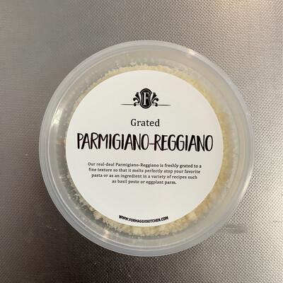 Parmigiano Reggiano, Grated - 1/2 Pound