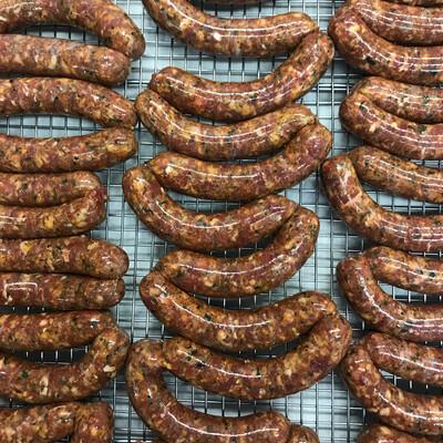 Sausages, Housemade Lamb Merguez - 1 Pound