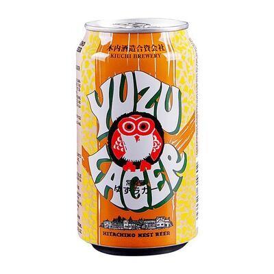Kiuchi Yuzu Lager 350ml