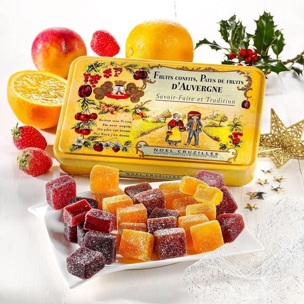 Cruzilles Pate Fruit Yellow Box 330g