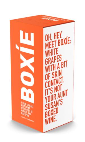 Field Recordings Boxíe Orange 3L