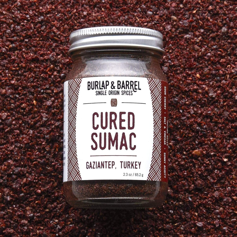Burlap Cured Sumac