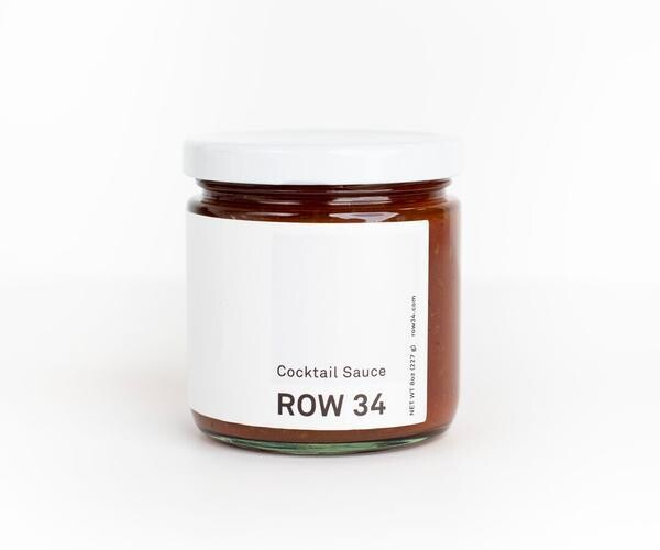 Row 34 Cocktail Sauce
