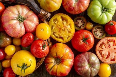 Tomatoes, Heirloom - 1 Pound