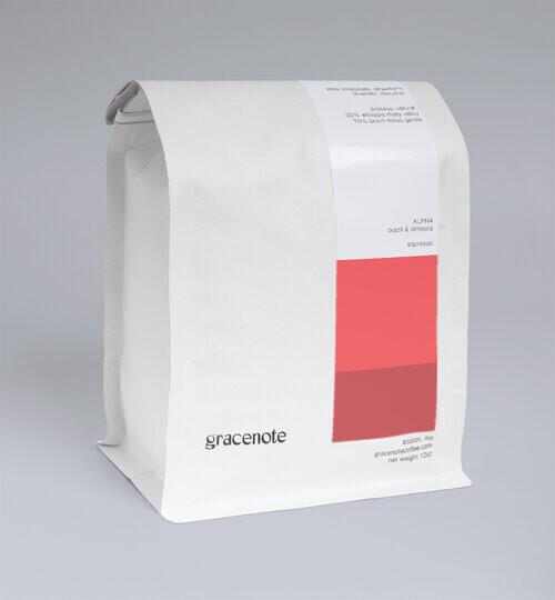 Gracenote Alpha Espresso 12oz