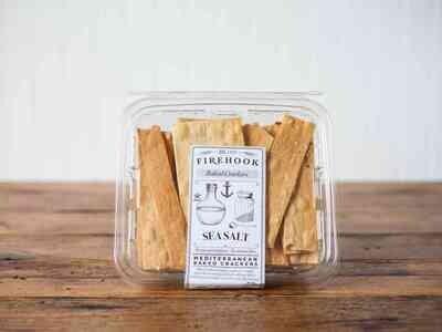 Firehook Sea Salt Crackers 8oz