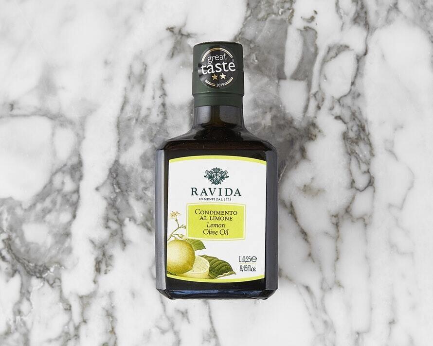 Ravida Lemon Olive Oil