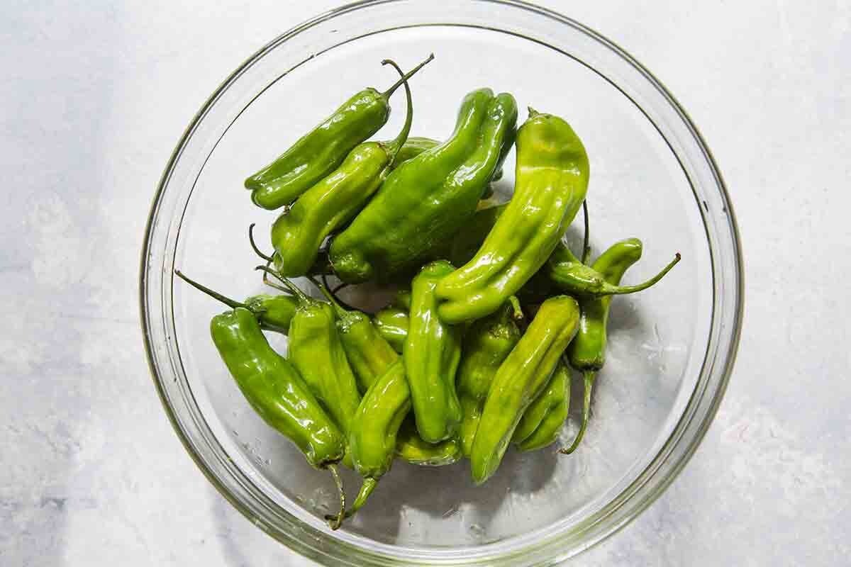 Peppers, Shishito  - 1 Pint