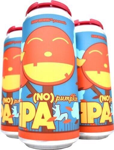 Sloop No Pumpkin IPA 4pk