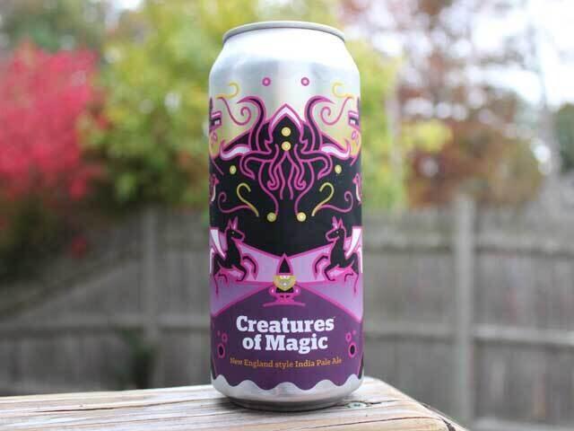 Burlington Creatures Of Magic 4pk