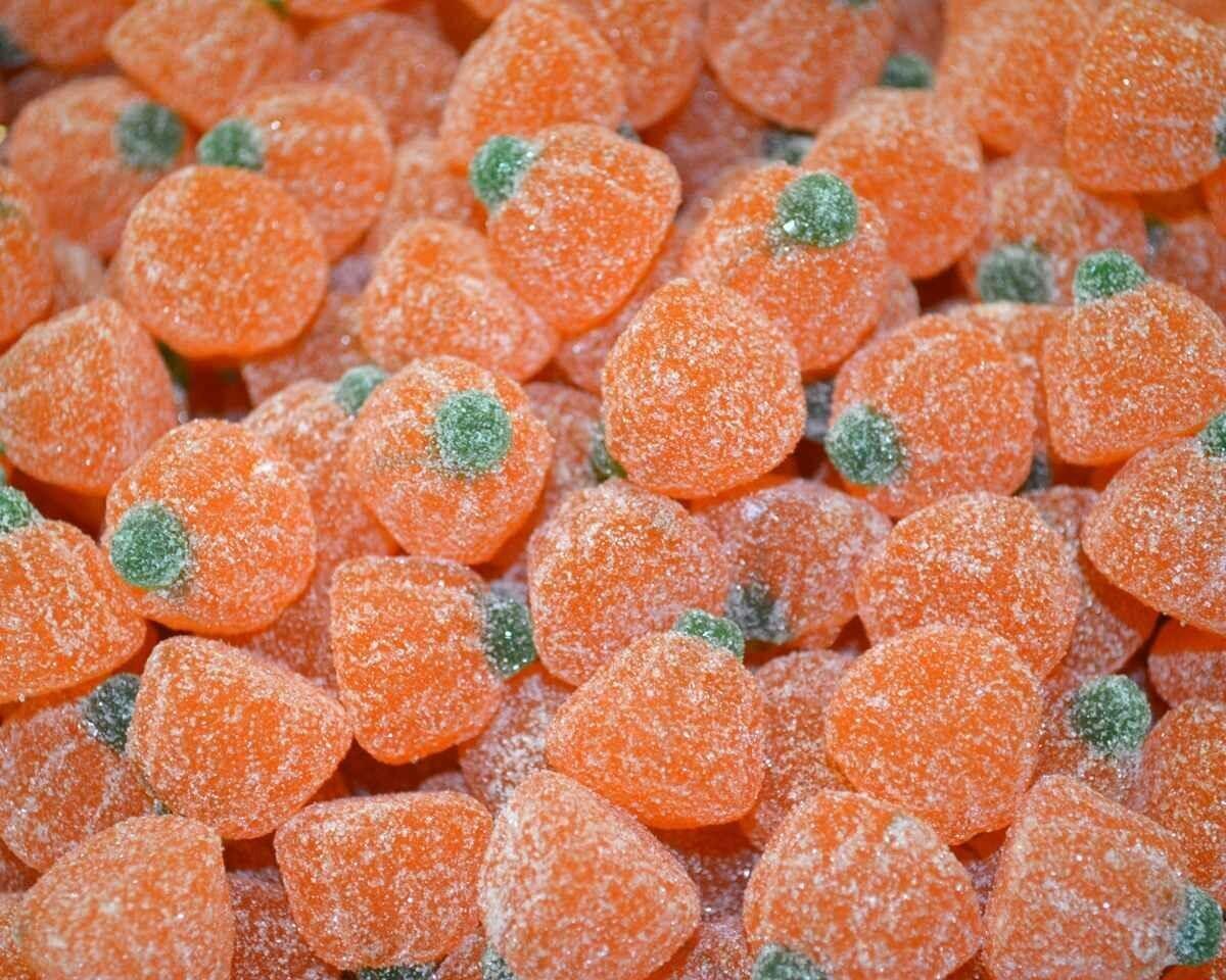 Jelly Belly Sour Pumpkins Bag