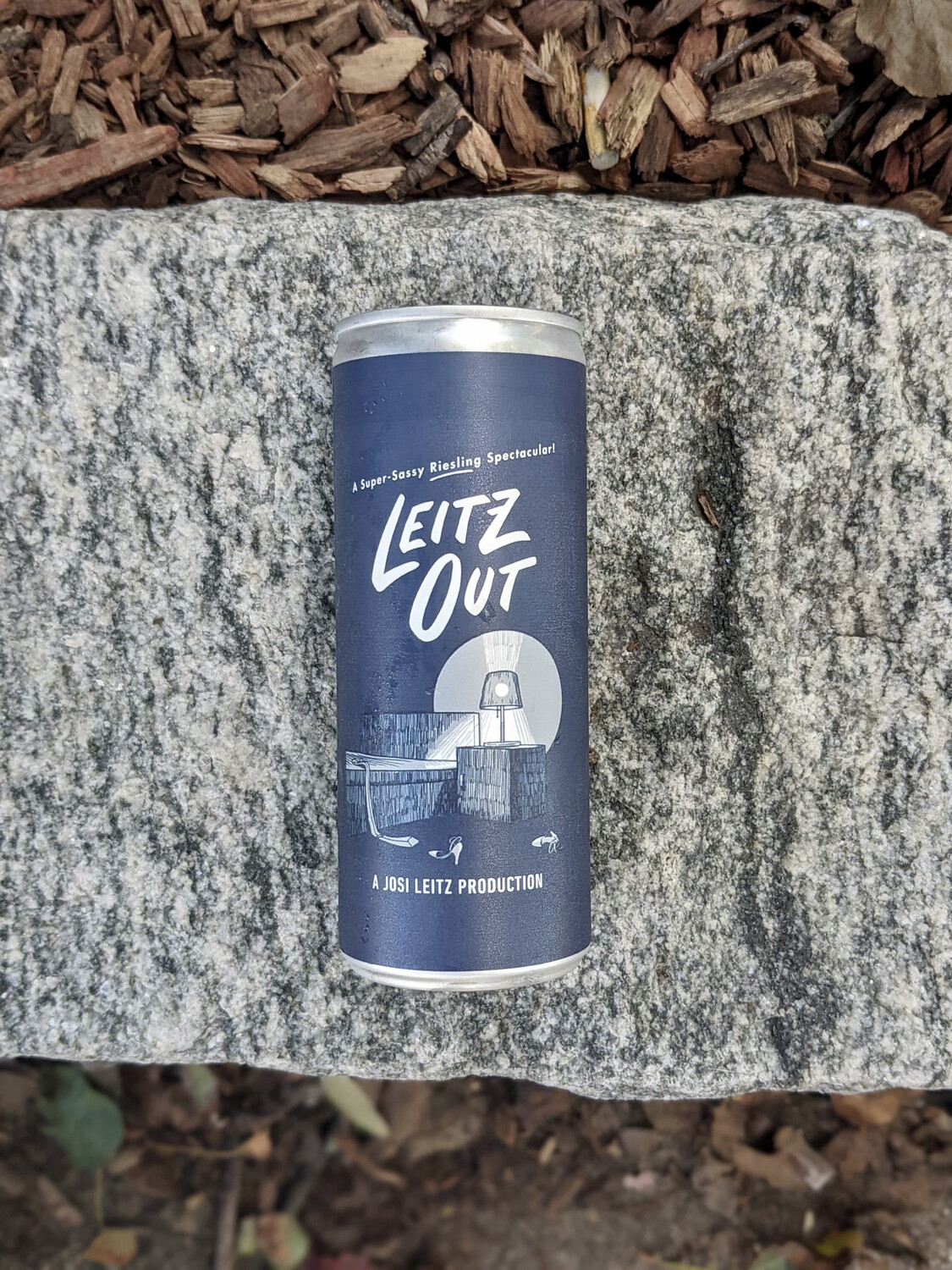 Leitz Riesling Leitz Out Can