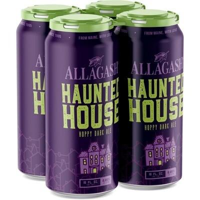 Allagash Haunted House 4pk