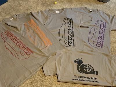 Turbosocks T-Shirt