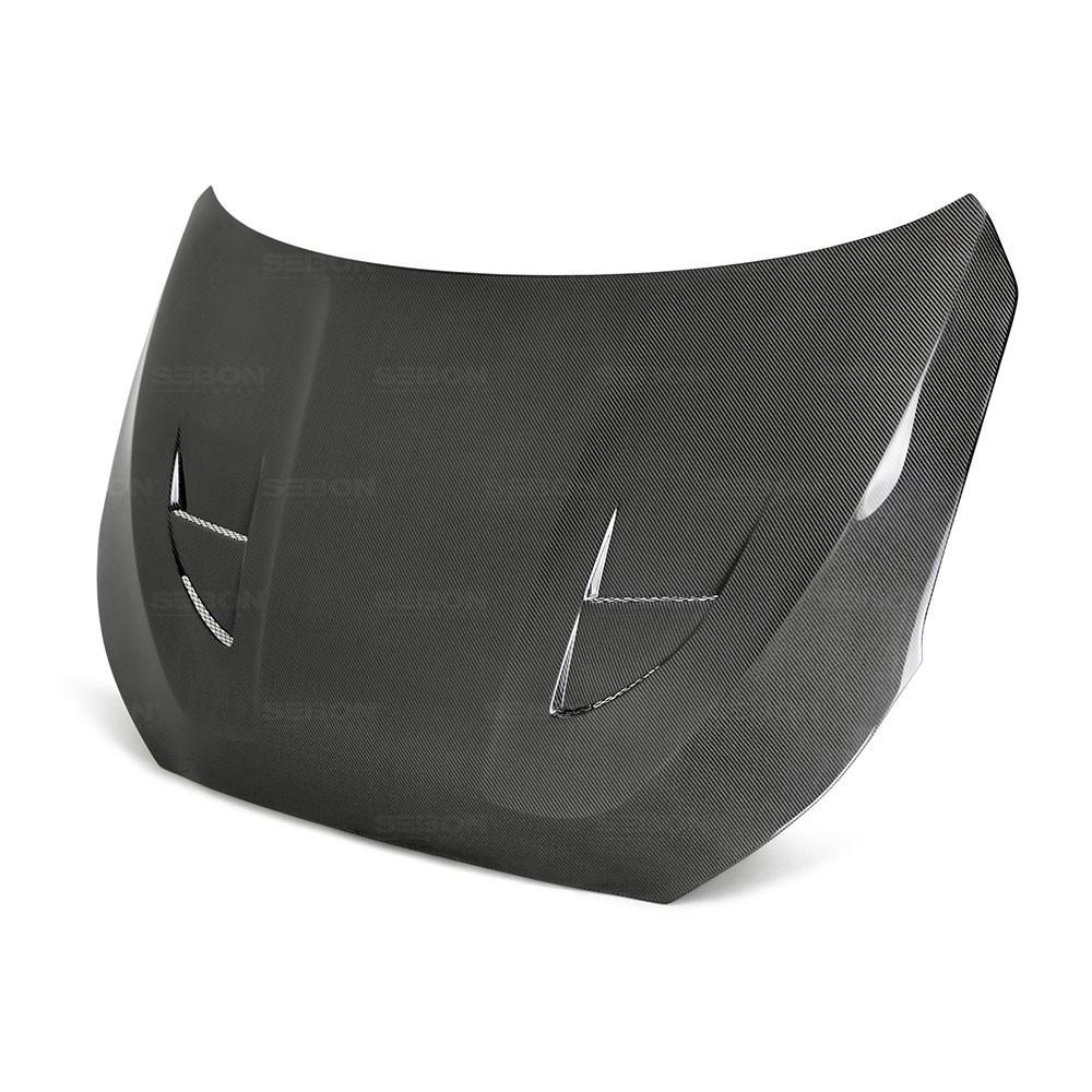 Seibon TS-Style Carbon Fiber Hood