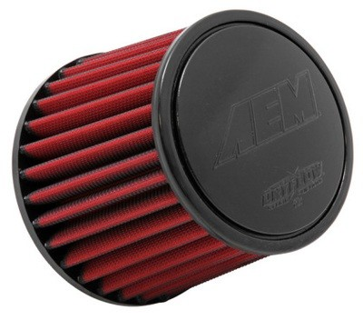 AEM Dryflow Round Tapered Filter