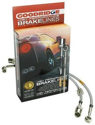 Goodridge SS Brake lines