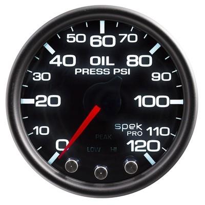 Autometer Oil Press. Gauge (Multiple Options)
