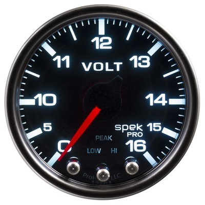 Autometer VoltMeter Gauge (Multiple Options)