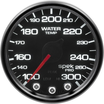 Autometer Water Temp Gauge (Multiple Options)