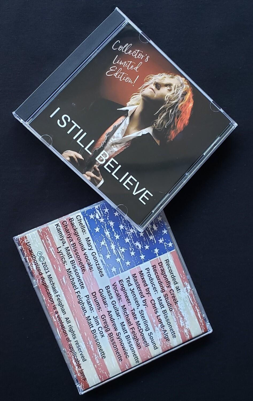 Patriotic Single I STILL BELIEVE