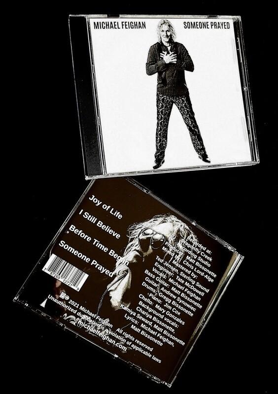 SOMEONE PRAYED CD 10-PACK