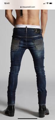 jeans skater Dsquared