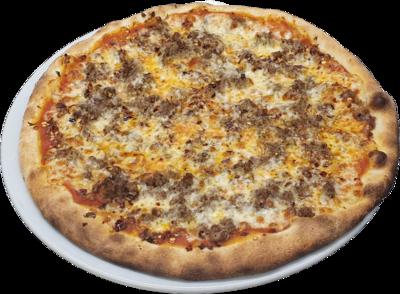 Pizza Diavolo (scharf)
