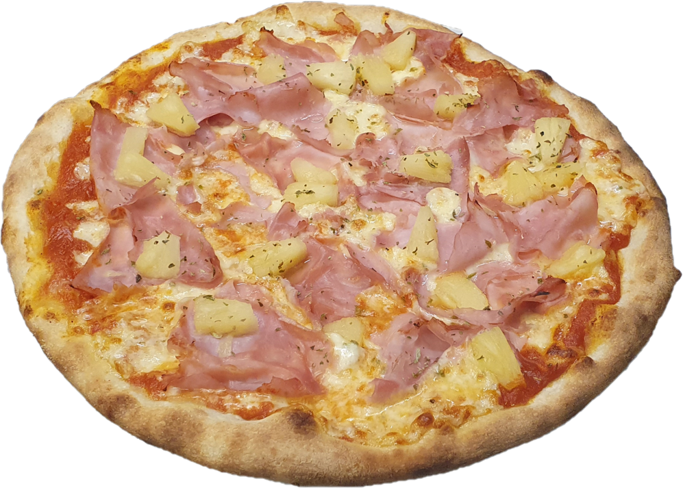 Pizza Hawaii
