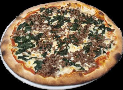 Pizza Oberland (scharf)