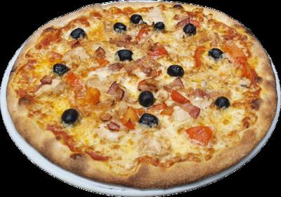 Pizza Capo
