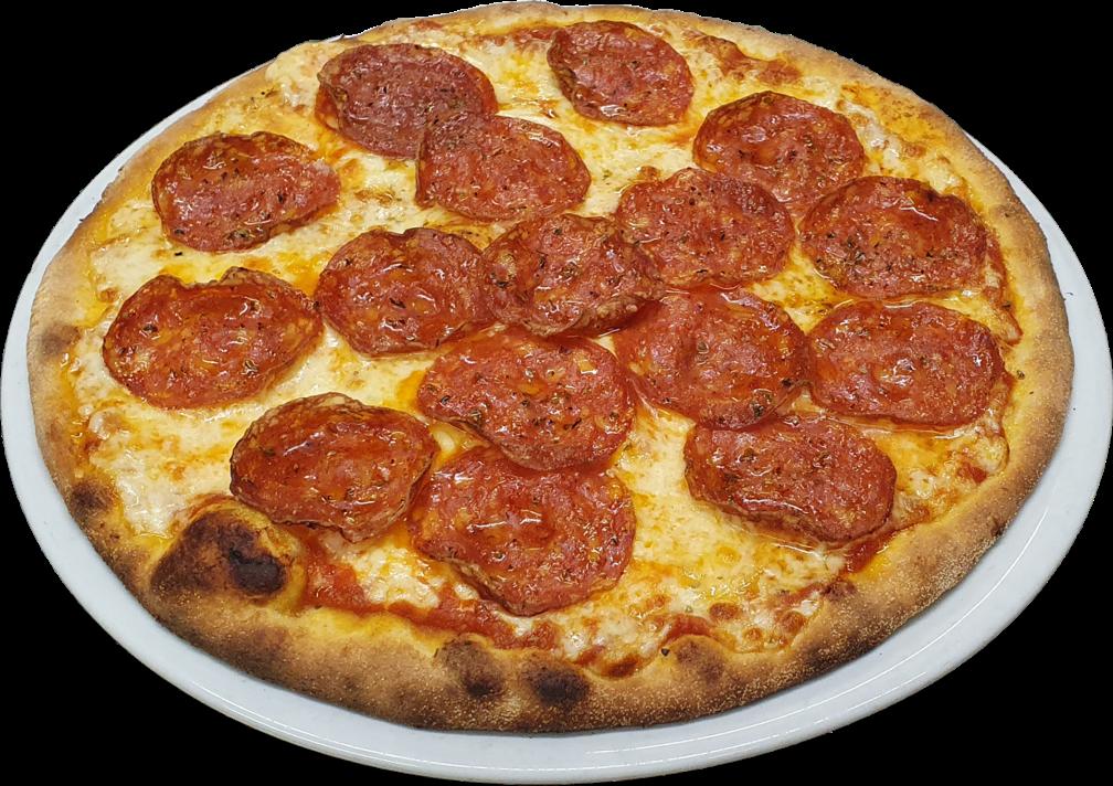 Pizza Salami Piccante