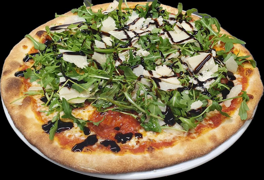 Pizza Dello Chef (scharf!!)