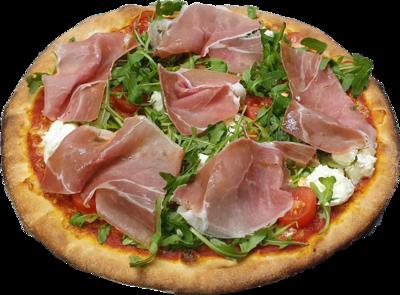 Pizza Michelangelo