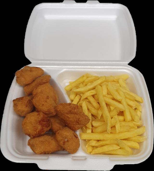 Chicken Nuggets inkl. Beilage