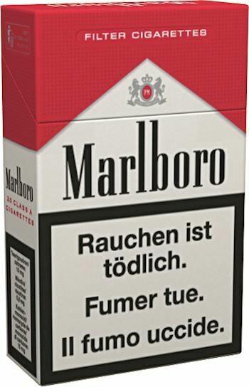 Marlboro Red Box