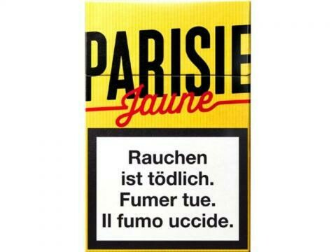 Parisienne Jaune Box