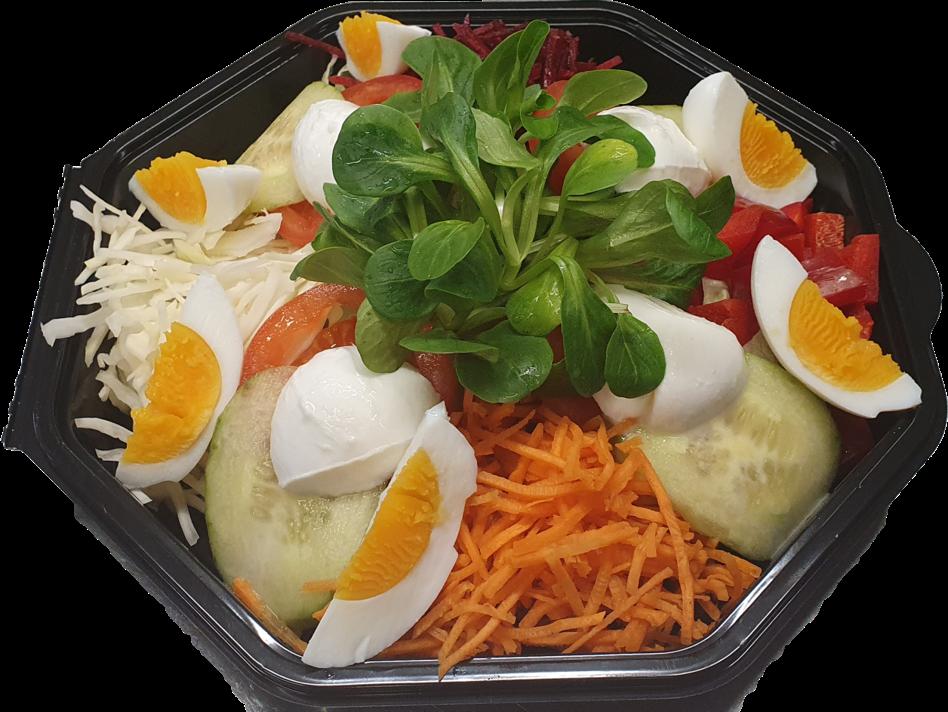 Salatteller (Hauptgang)