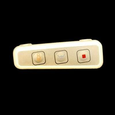 CleanSense Bidet Printed Circuit Board, Side Control (DIB-17)