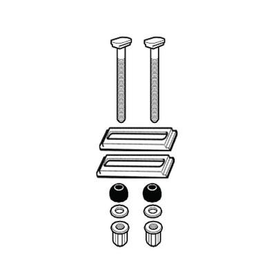Kohler Novita Bidet Bolt Set (BH-40)