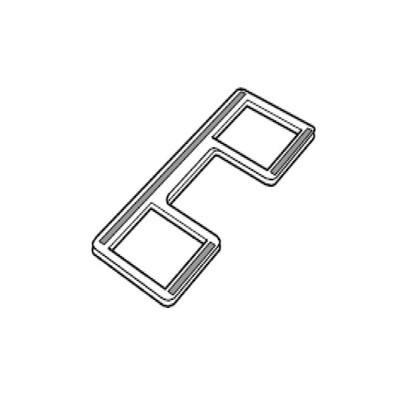 Kohler Novita Bidet Baseplate (BH-41)