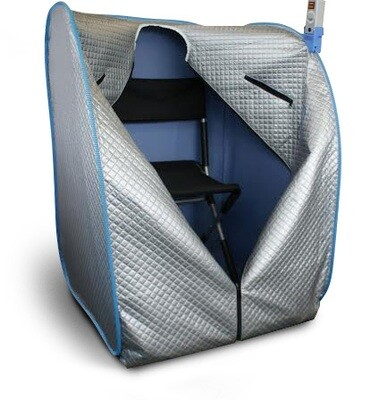 Relax Sauna (Silver Sit up model)